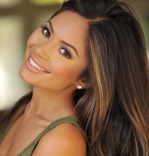 Lauryn Evarts, fitness and health blogger talks with TV host, Marianna Hewitt.