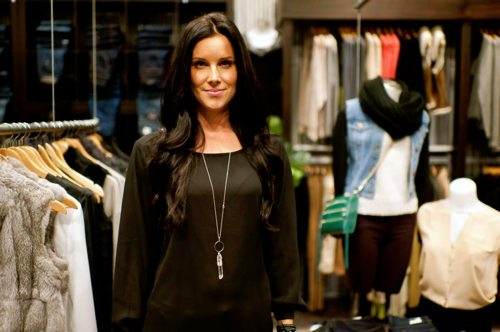 Lauryn Evarts talks to Privilege Boutique owner Donni Rae about fitness, diet, and health.
