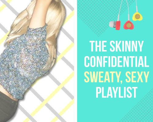 Lauryn Evarts, fitness blogger, health blogger, and diet blogger shares a fitness Spotify playlist