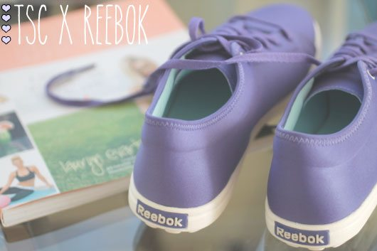 The Skinny Confidential x Reebok.