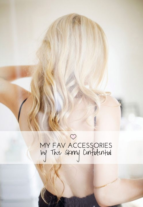 Accessories 101 by The Skinny Confidential