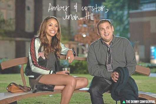 The Skinny Confidential talks with Amber Stevens.