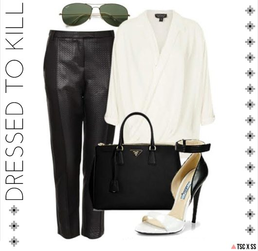 The Skinny Confidential x Style Structure.