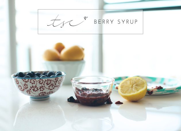 The Skinny Confidential talks favorite syrup recipe.