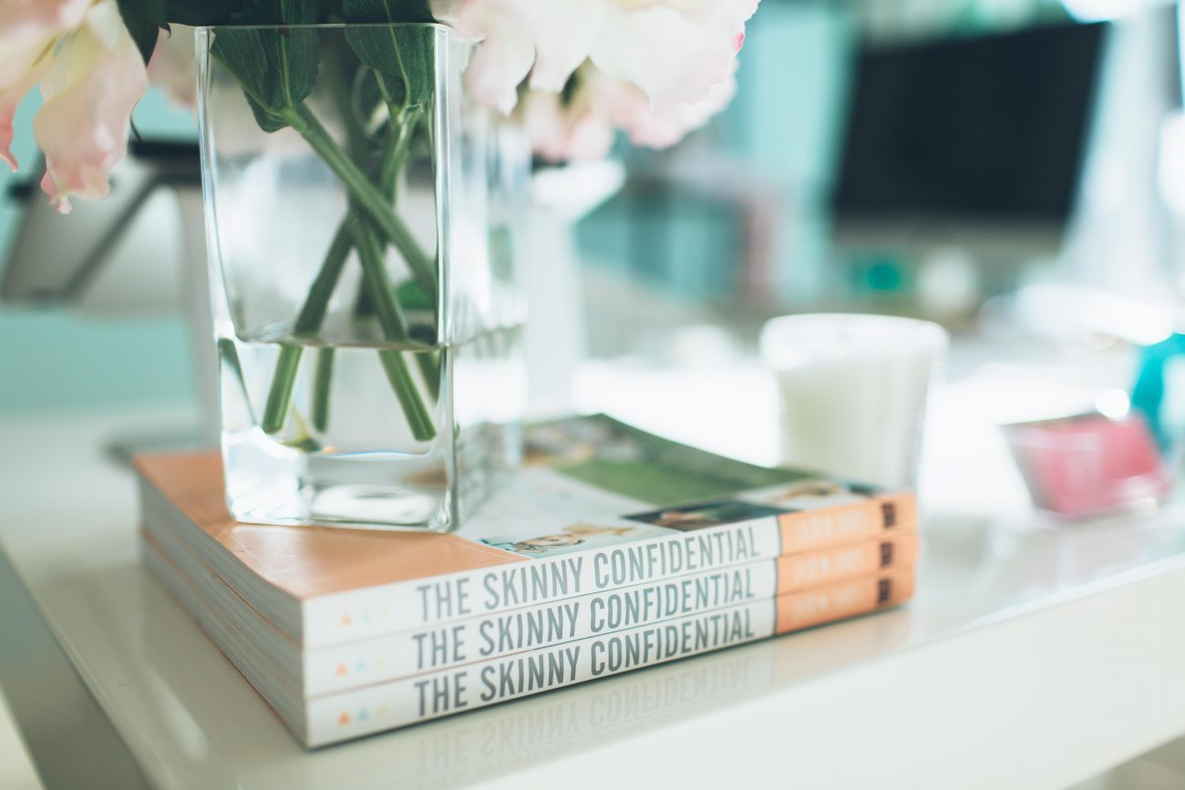blogger life | by the skinny confidential