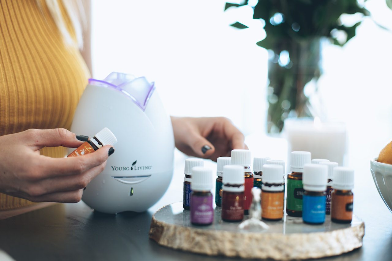 essential oils | by the skinny confidential