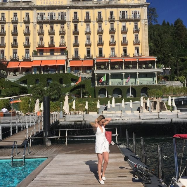 lake como | by the skinny confidential