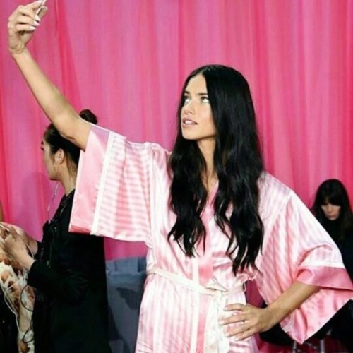 Backstage At The Victoria's Secret Fashion Show…Full Lowdown!!
