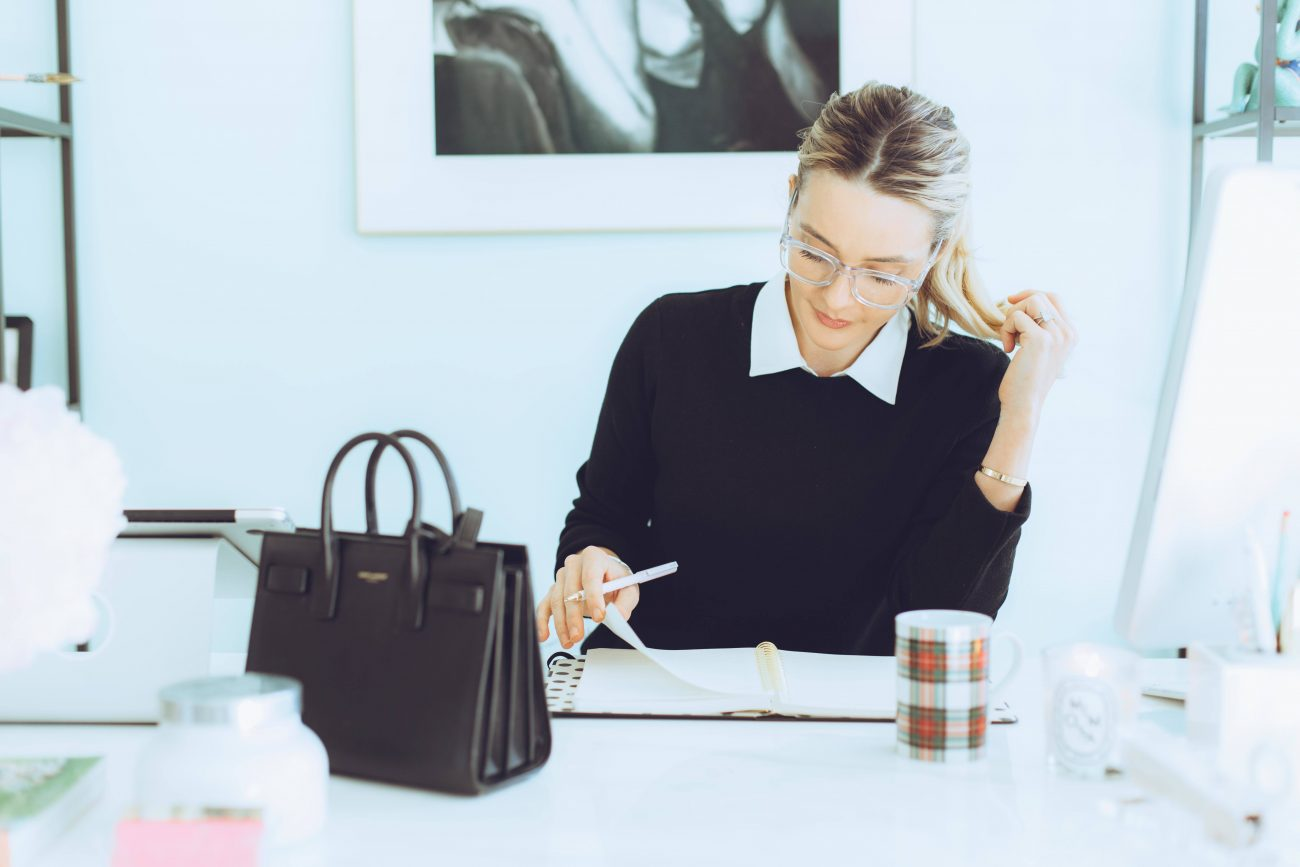 dress for success | by the skinny confidential