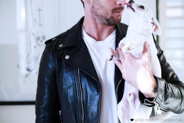 badass leather jackets by michael 2 | by the skinny confidential