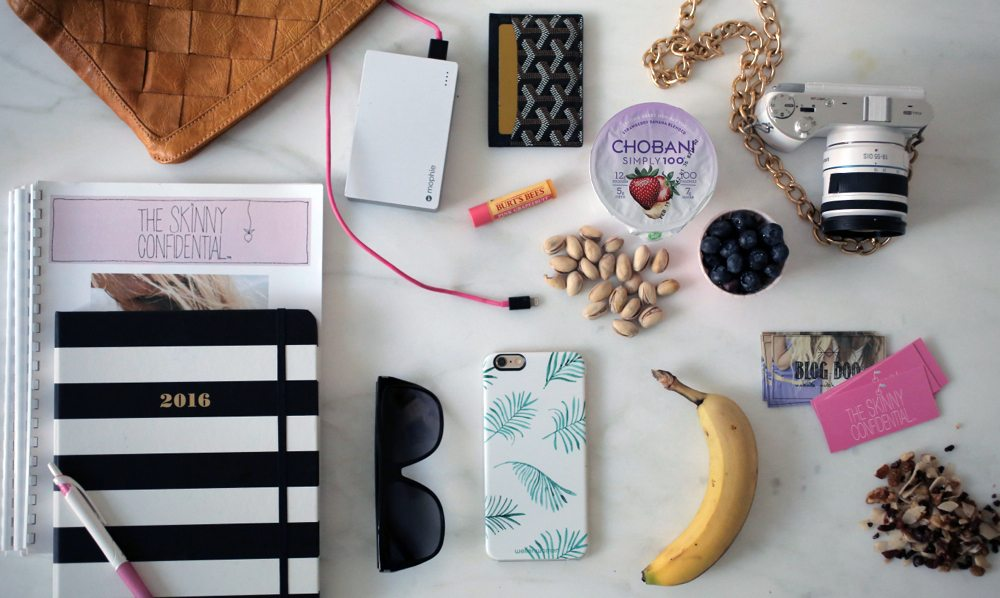 snacks to throw in your purse 17   by the skinny confidential