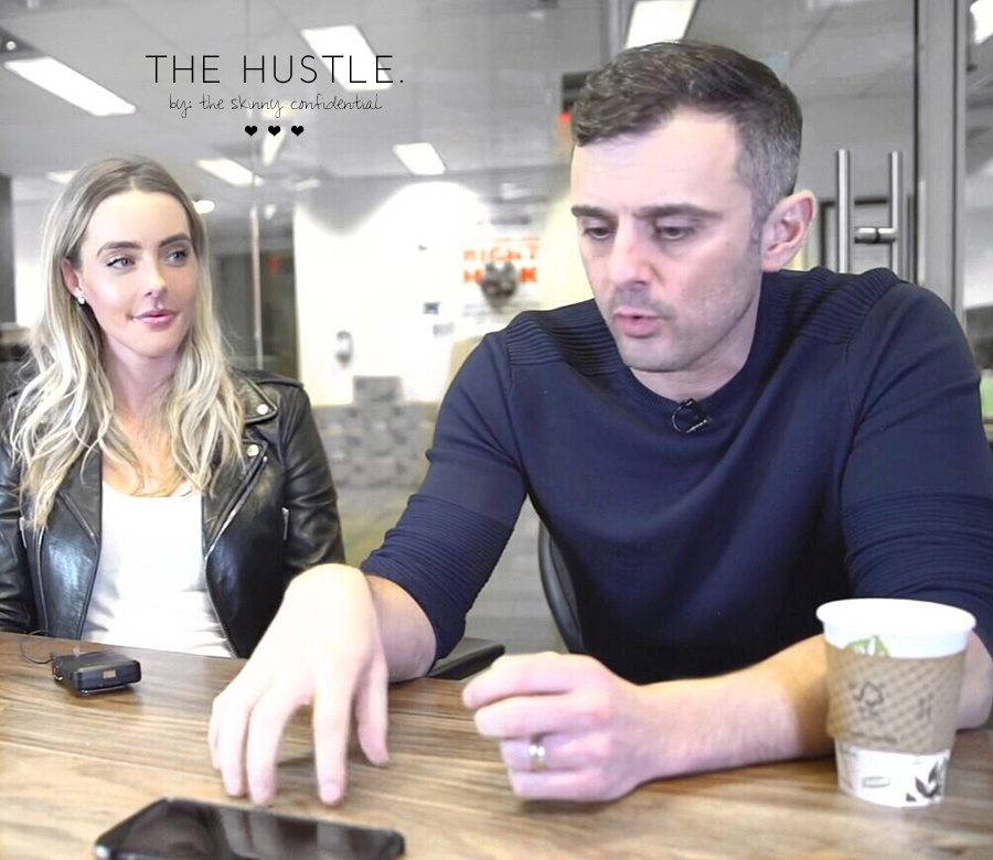 lauryn evarts talks to gary vee   by the skinny confidential