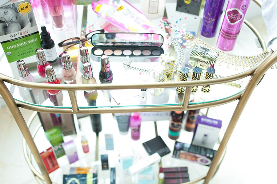 beauty giveaway 13 | by the skinny confidential