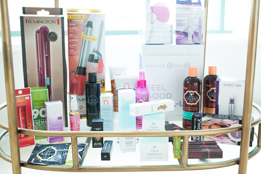 beauty giveaway 8 | by the skinny confidential
