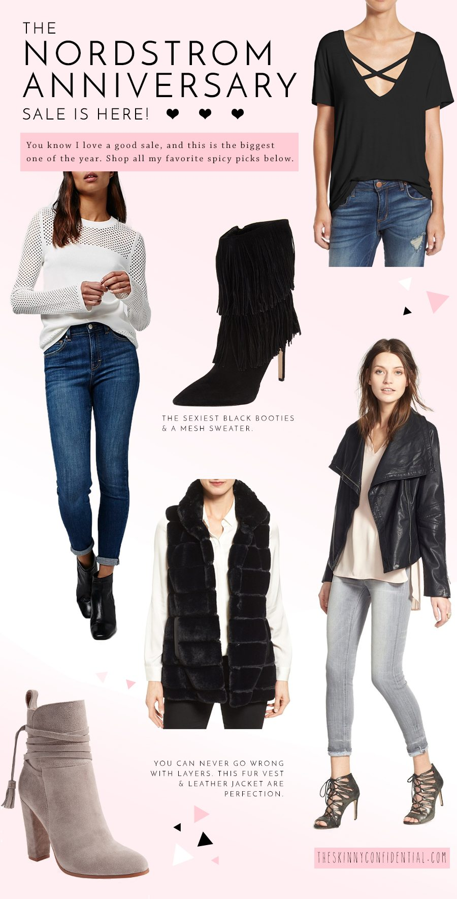 the nordstrom anniversary sale is finally here | by the skinny confidential