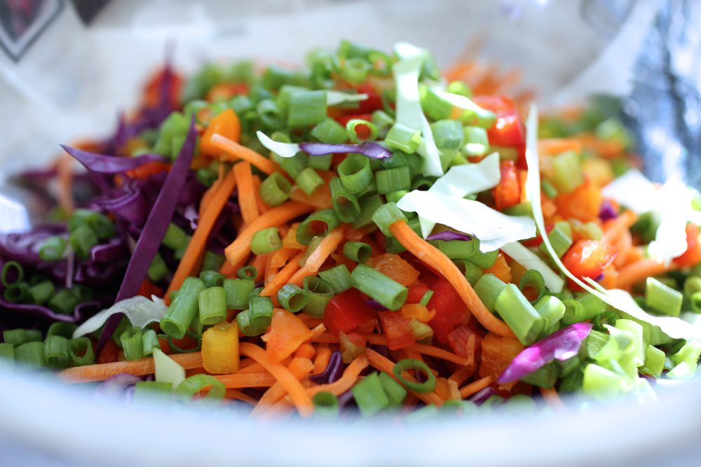 summer salad | by the skinny confidential
