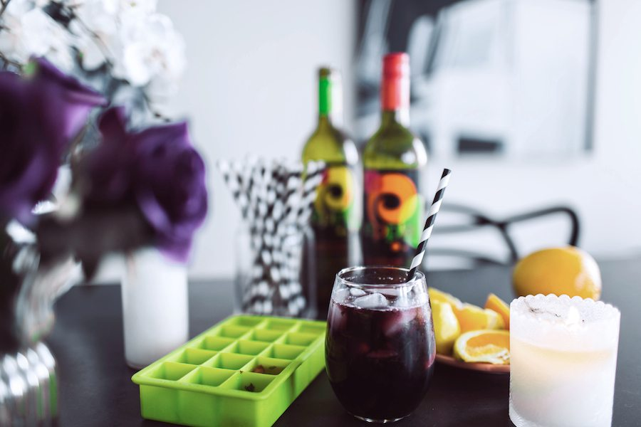 SEX KITTEN ICE CUBES...Perfect For Sangria | by the skinny confidential in collaboration with EPPA
