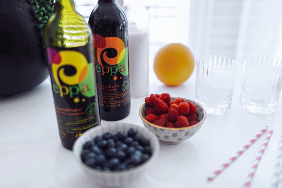 Poolside Popsicle Cocktails with EPPA SANGRIA | by the skinny confidential