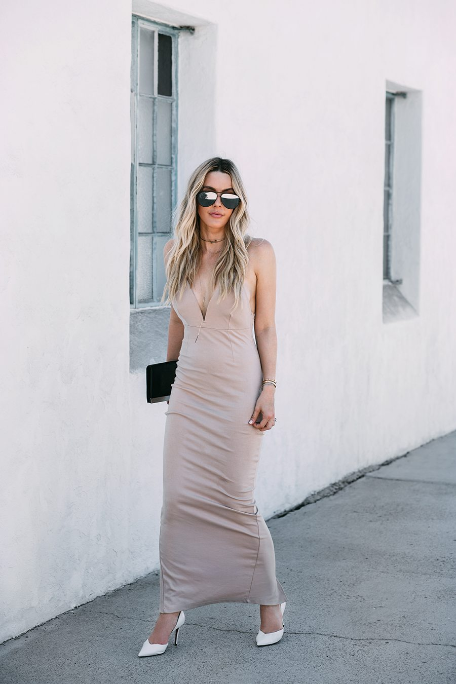 nude-spaghetti-strap-dress-2-by-the-skinny-confidential