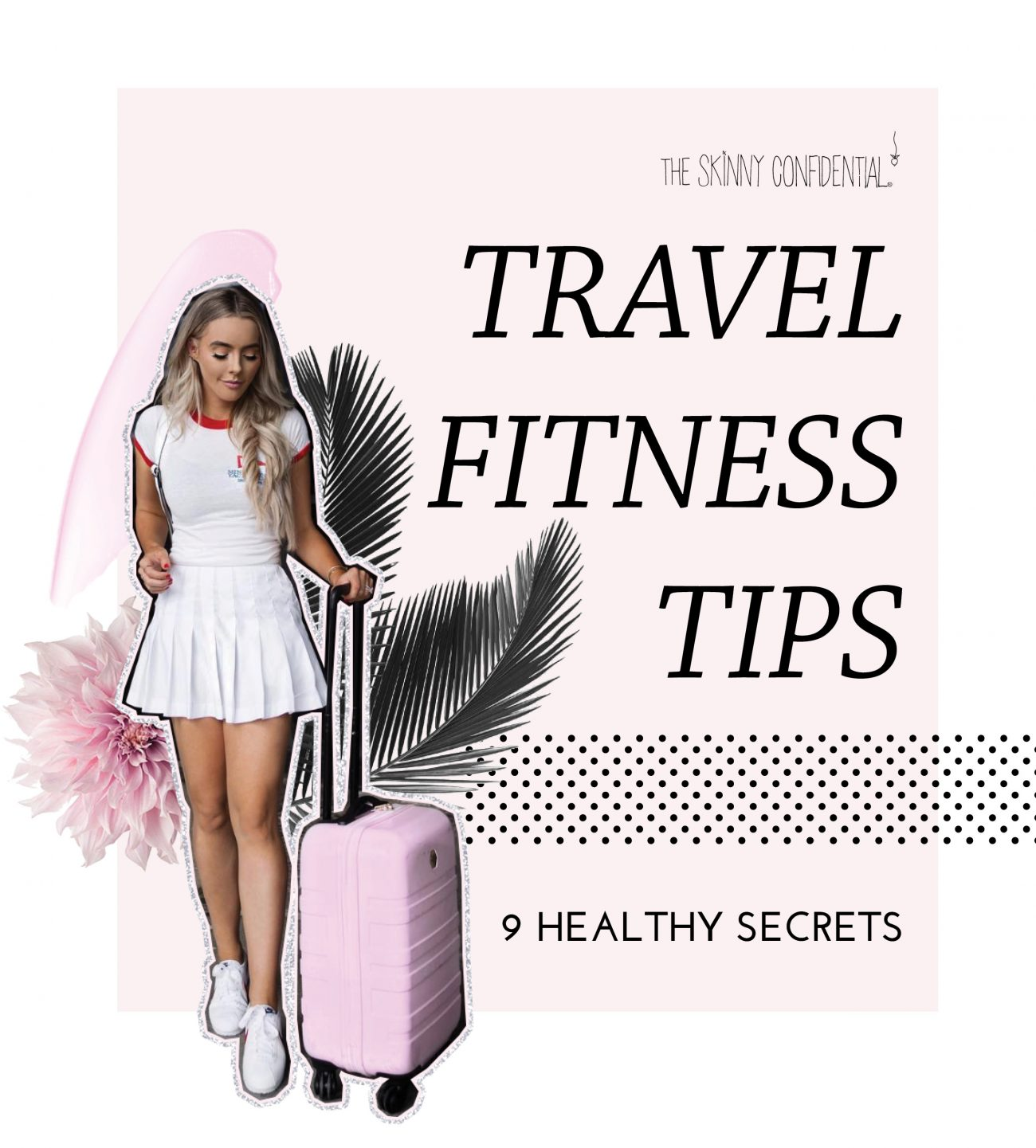 how to stay healthy and happy travel