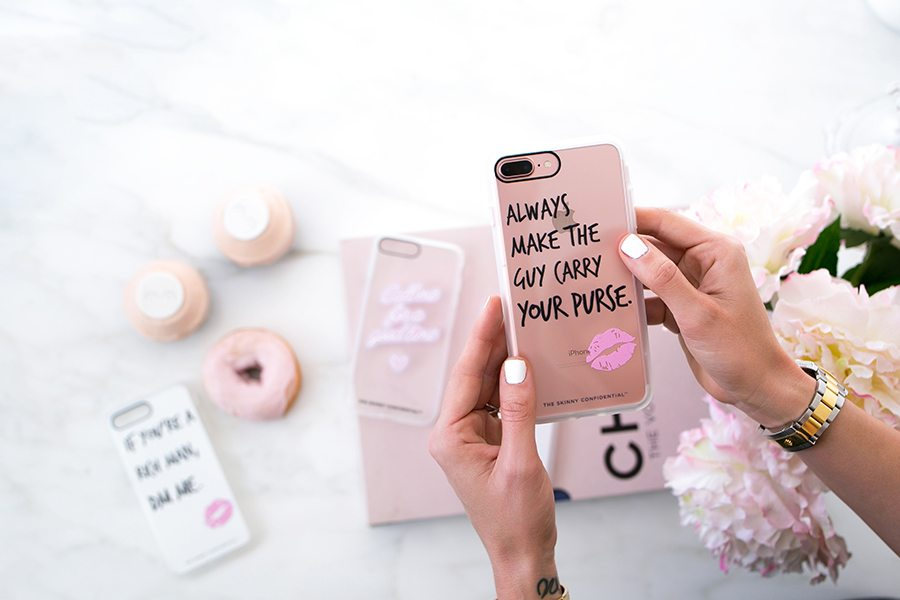 casetify TSC phone cases   by the skinny confidential