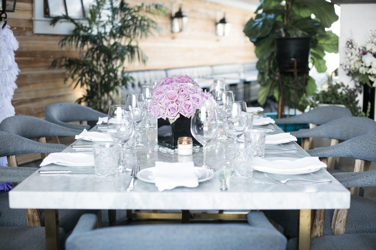bridal shower details 10   by the skinny confidential