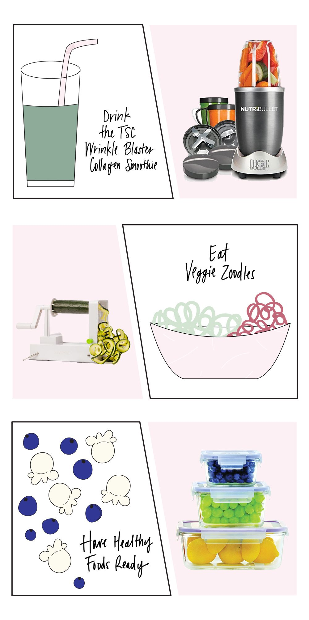 healthy kitchen essentials | by the skinny confidential