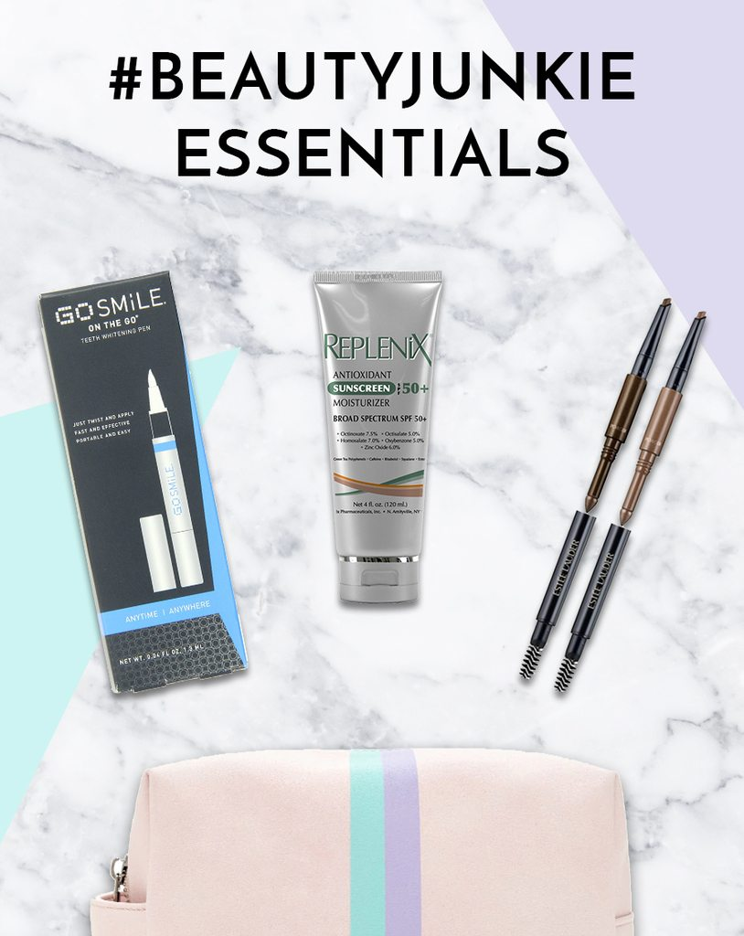 tsc beauty junkie essentials   by the skinny confidential