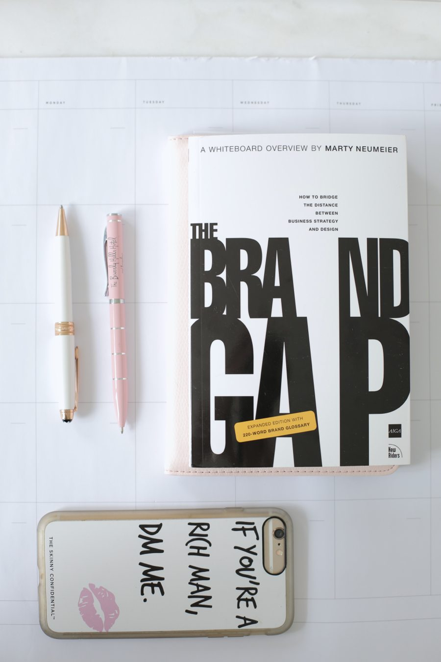 Improve Your Branding With The Brand Gap | by the skinny confidential 3