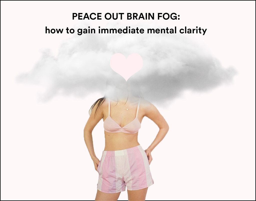 how to gain mental clarity immediately   by the skinny confidential