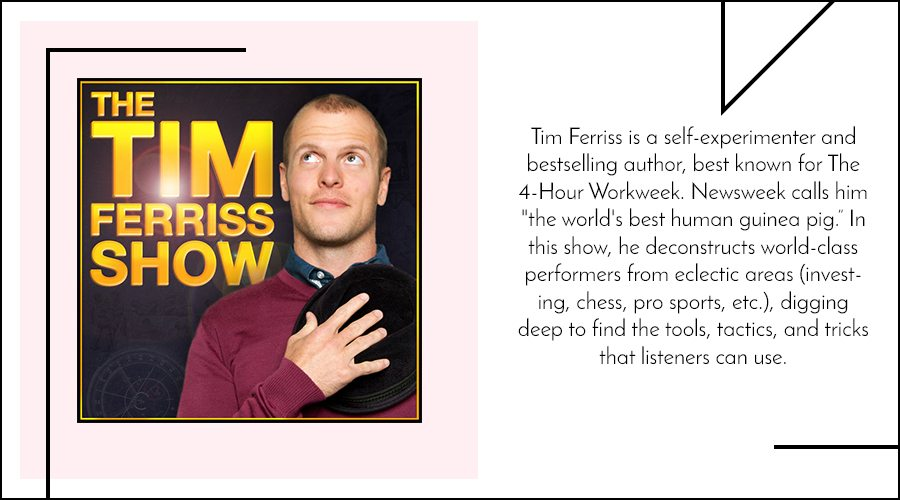 tim ferriss podcast | by the skinny confidential