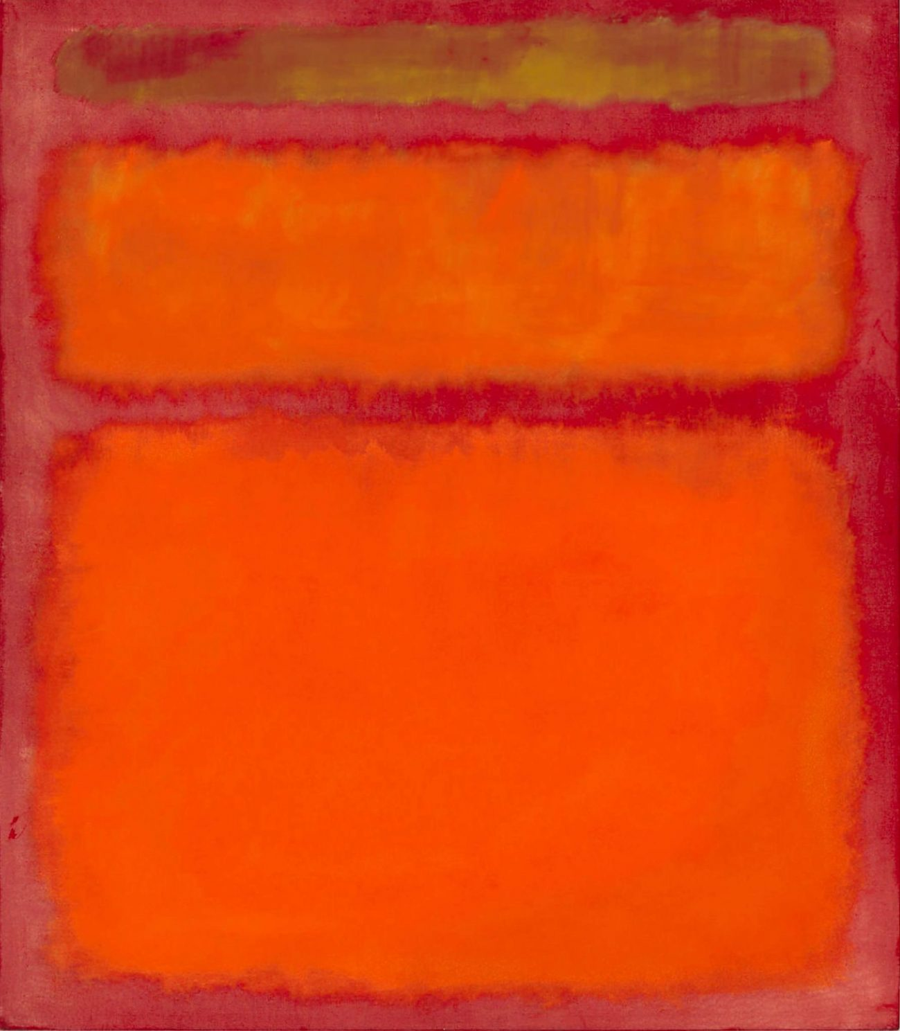 mark rothko painting | by the skinny confidential