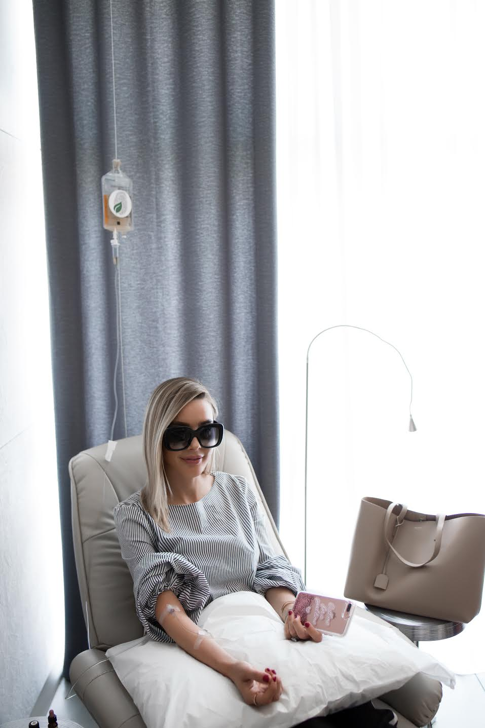 iv therapy vitamin bag shots | by the skinny confidential