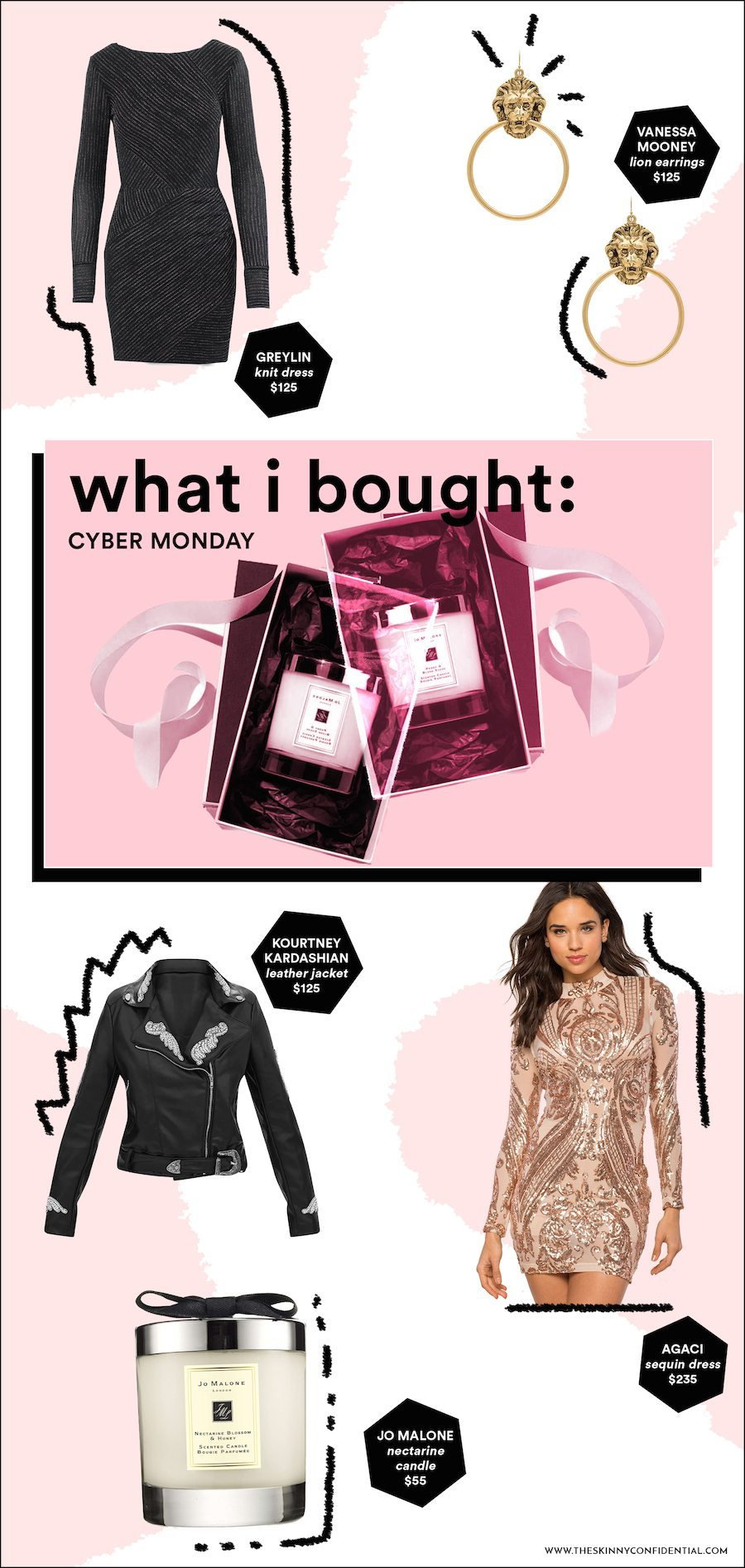 holiday gift guide by the skinny confidential