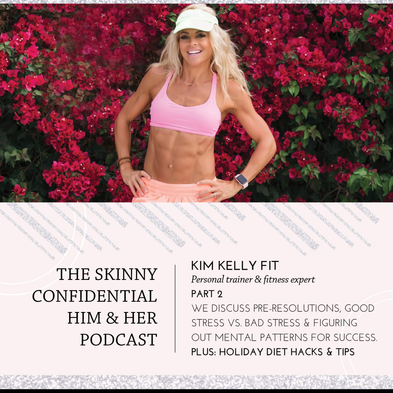 kim kelly fitness expert podcast holiday tips