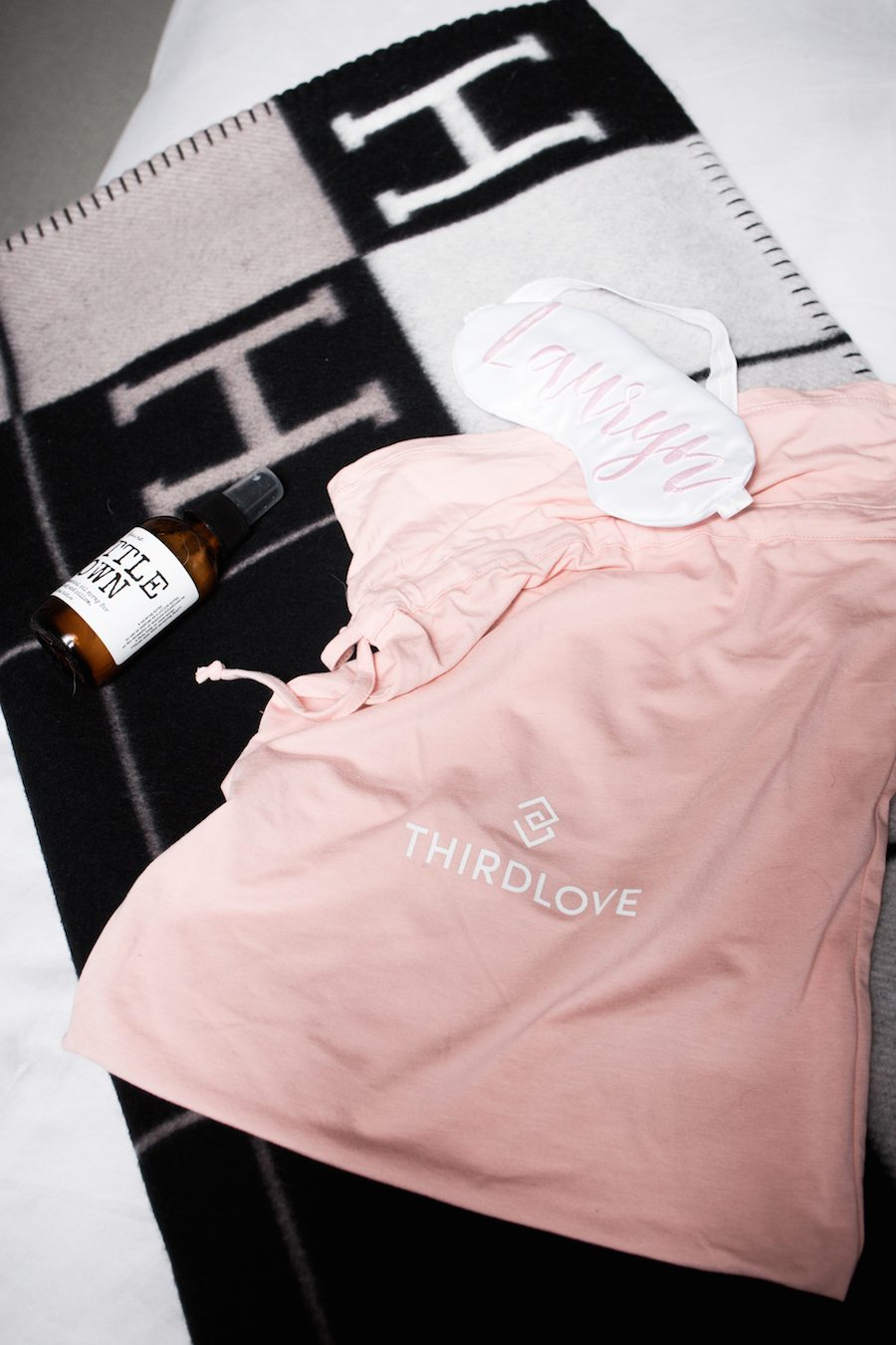 sleep essentials for night time tsc pink