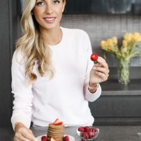 Healthy with Nedi: Cauliflower Muffins, Vodka Martinis, & Quick Beauty Tips