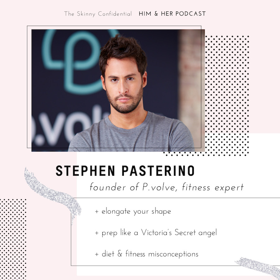 Stephen Pasterino the ass master victorias secret angels fashion show