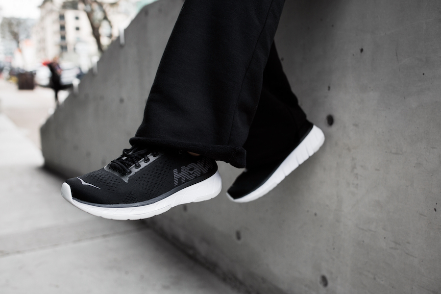 hoka sneakers shoes fitness comfortable by the skinny confidential