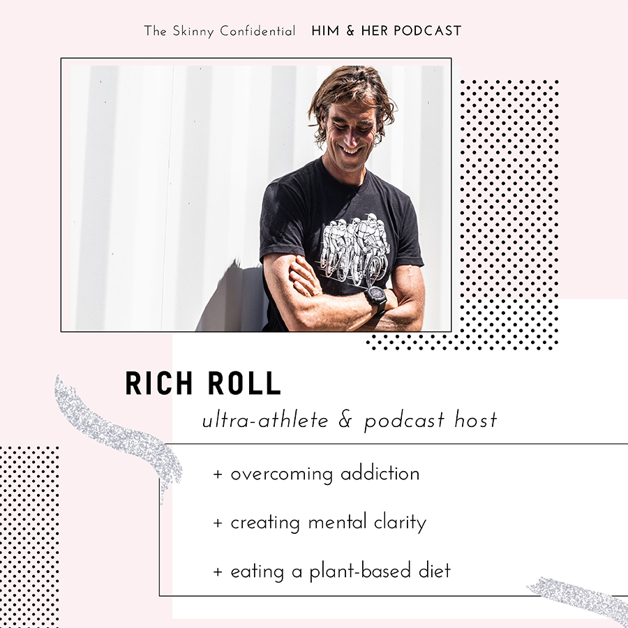 rich roll vegan plant based stoic ironman business