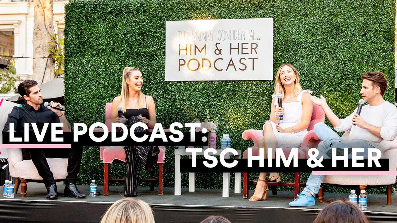 tsc him her podcast cupcakes cashmere grove la