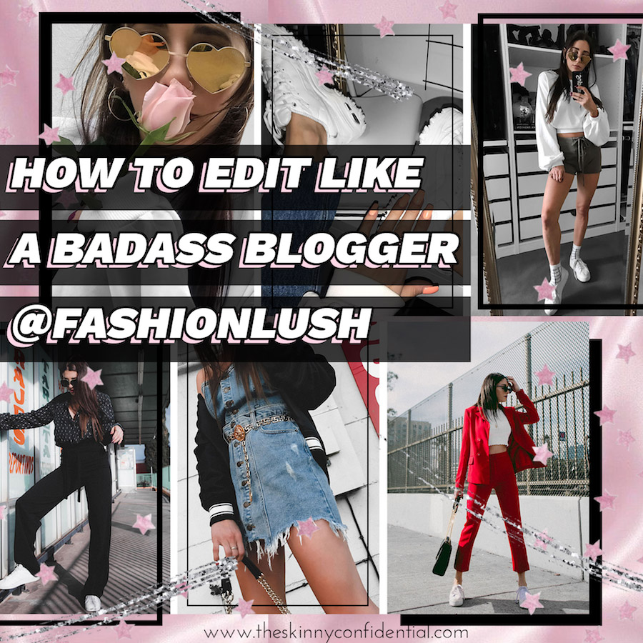 fashionlush lightroom presets photo editing instagram blogger by tsc