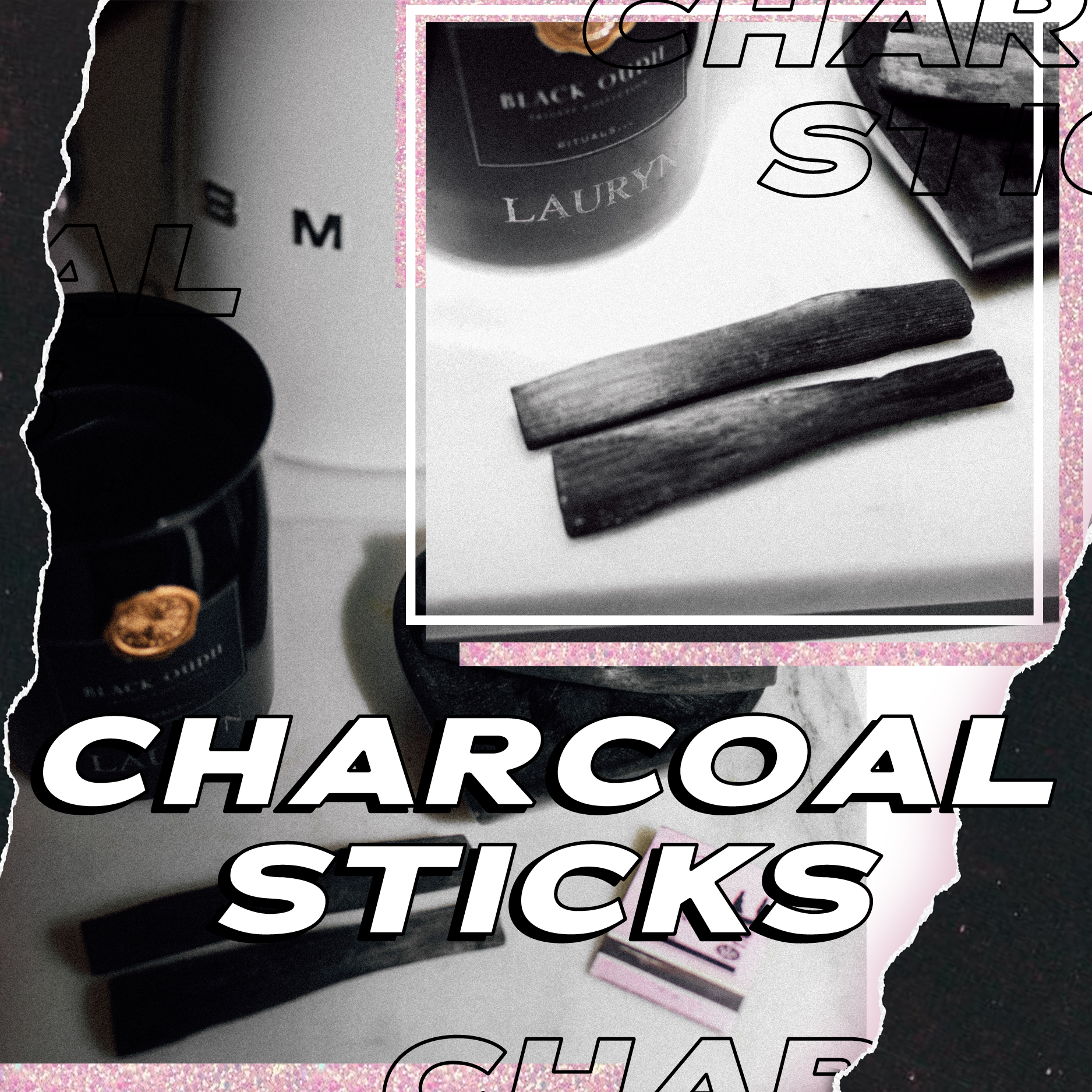 using charcoal sticks for water purification, beauty & skincare | by the skinny confidential