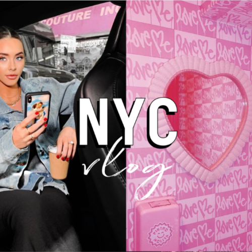 THE NEW YORK CITY HUSTLE: A WEEK IN NEW YORK WITH ME & MICHAEL