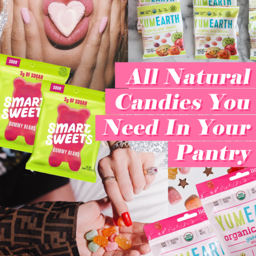 3 All-Natural Candies That Need To Be In Your Pantry