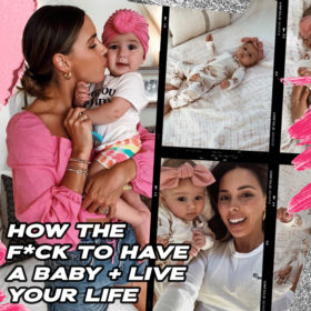 How the f_ck to have a baby + live your life tsc blog graphic